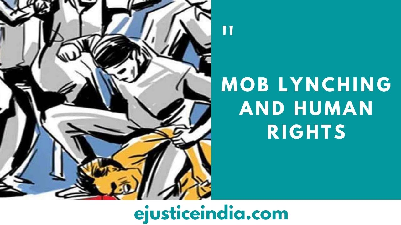 Mob Lynching and Human Rights