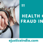 HEALTHCARE FRAUD IN INDIA