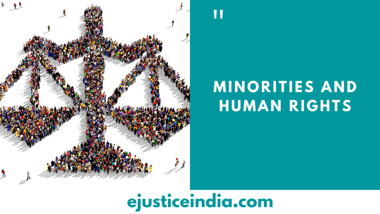 MINORITIES AND HUMAN RIGHTS