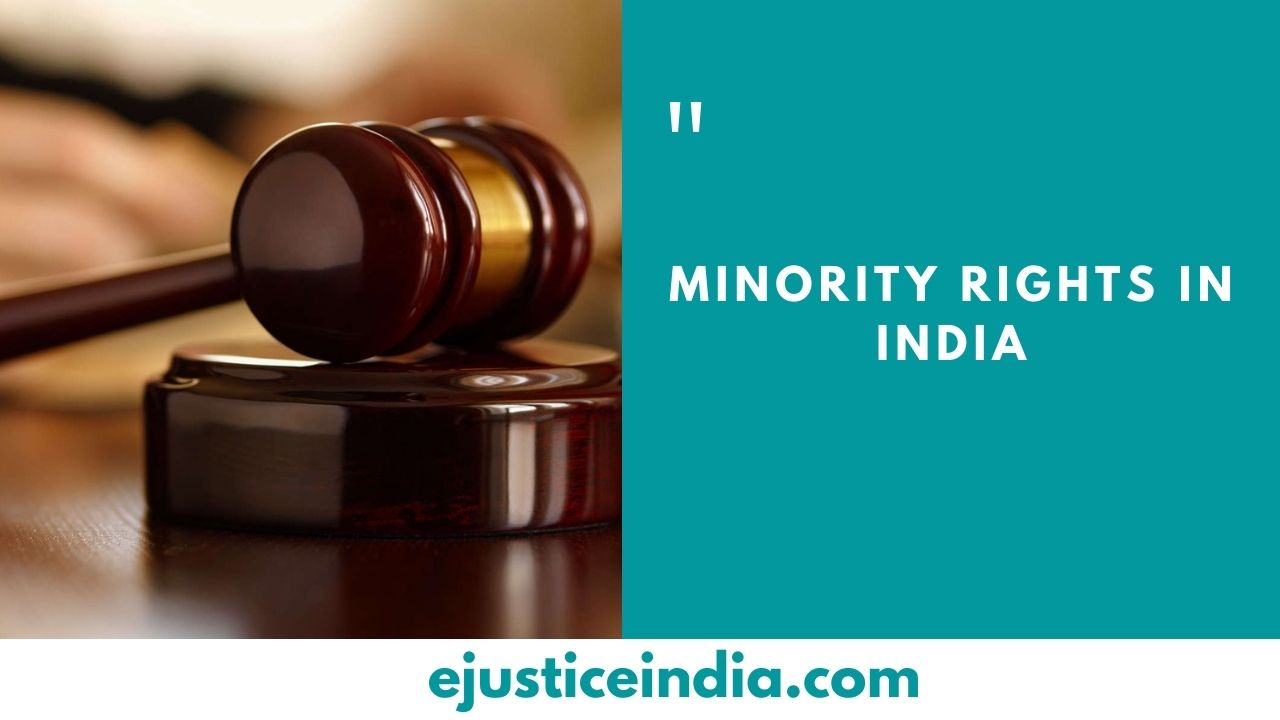 Minority Rights in India