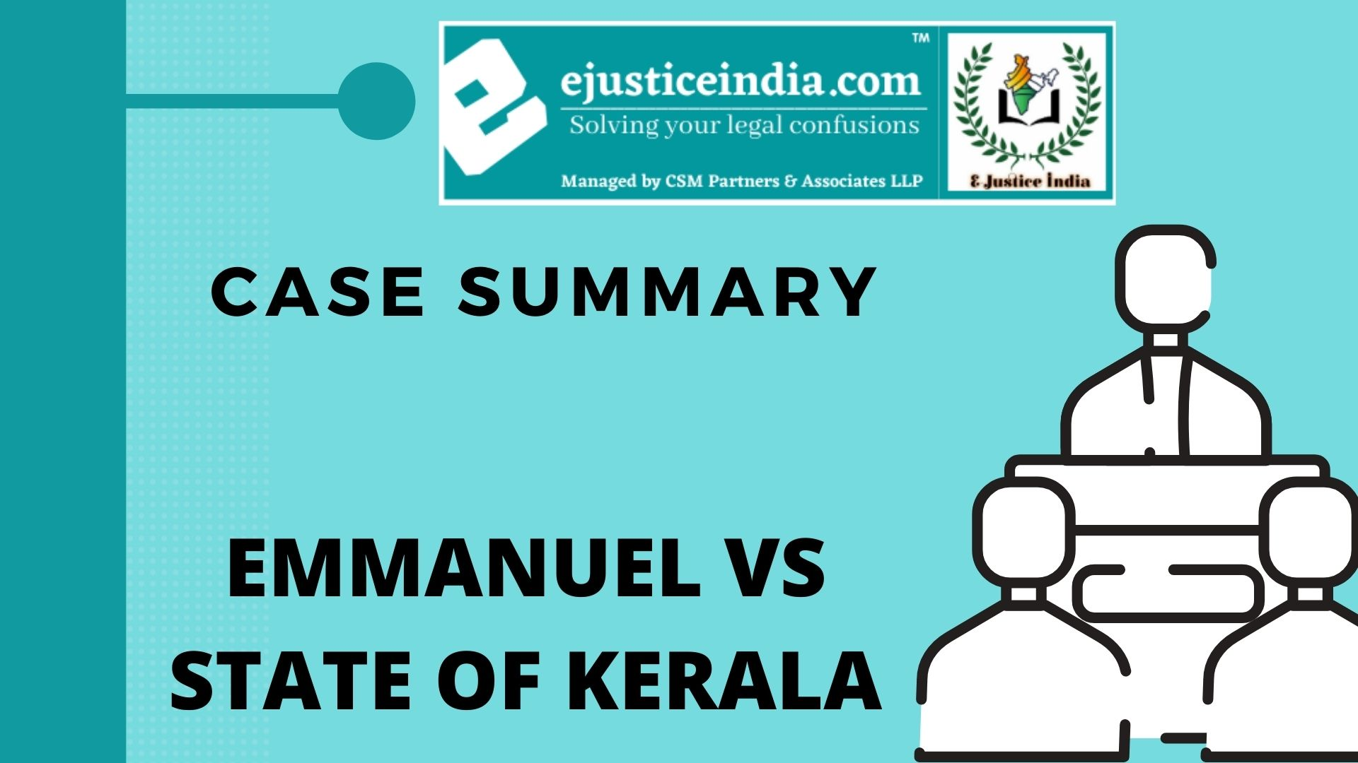 EMMANUEL VS STATE OF KERALA