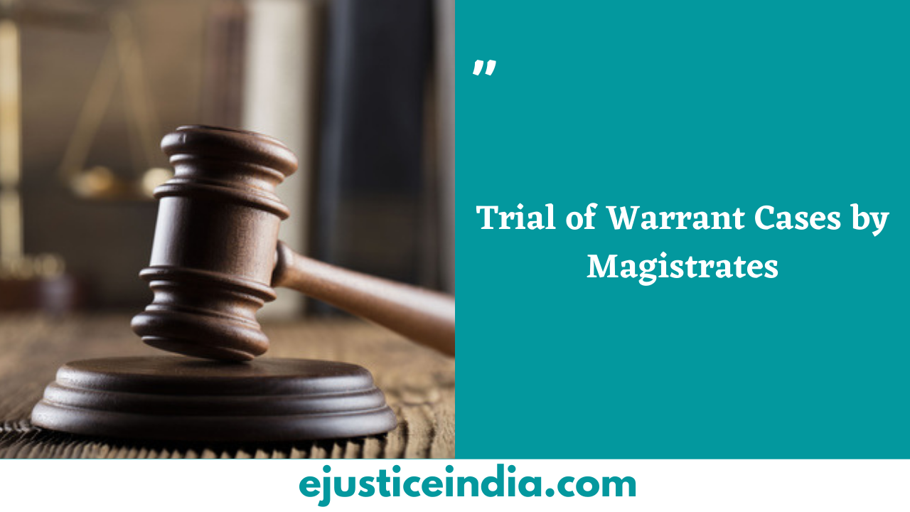 Trial of Warrant Cases