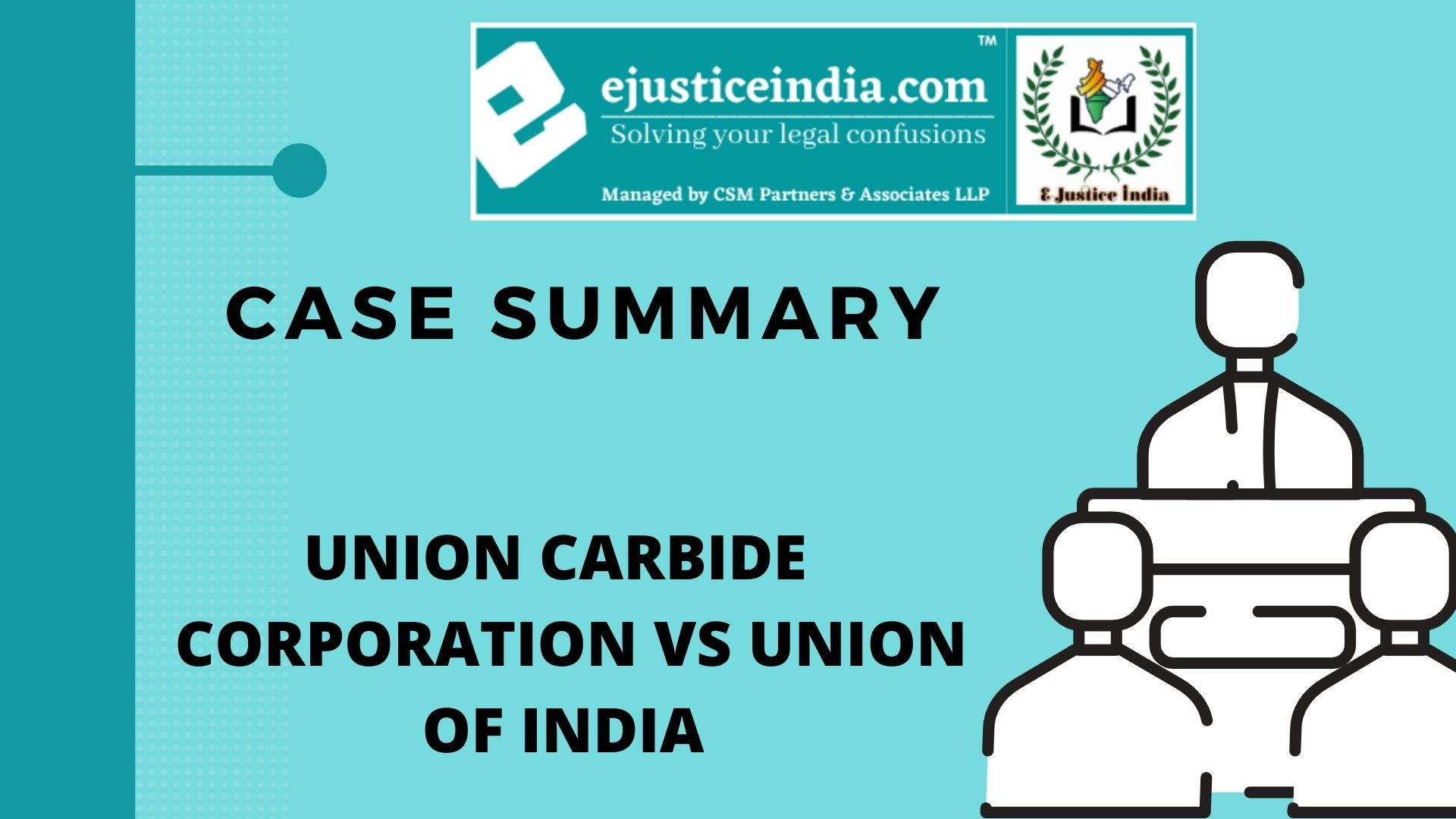UNION CARBIDE CORPORATION VS UNION OF INDIA