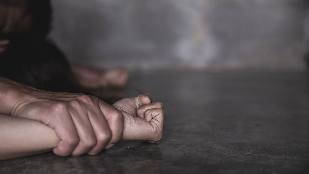 A Dalit Girl was allegedly raped and strangled in baranki