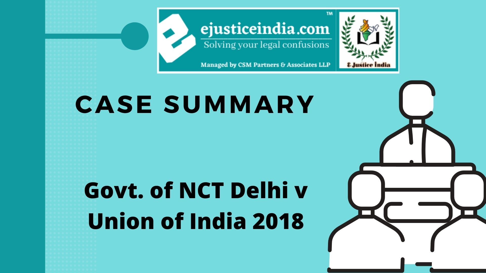 Govt. of NCT Delhi Vs. Union of India 2018