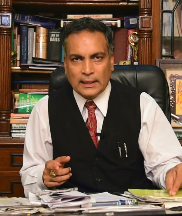 Interview with Dr. A P Singh, Supreme Court Advocate & Defence Lawyer of Nirbhaya Case