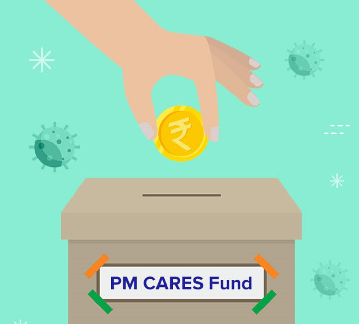 Supreme Court dismisses the petition filed against PM Cares Fund