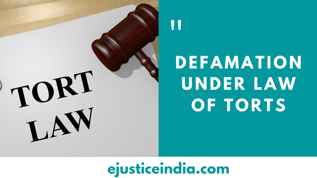 defamation-under-law-of-torts