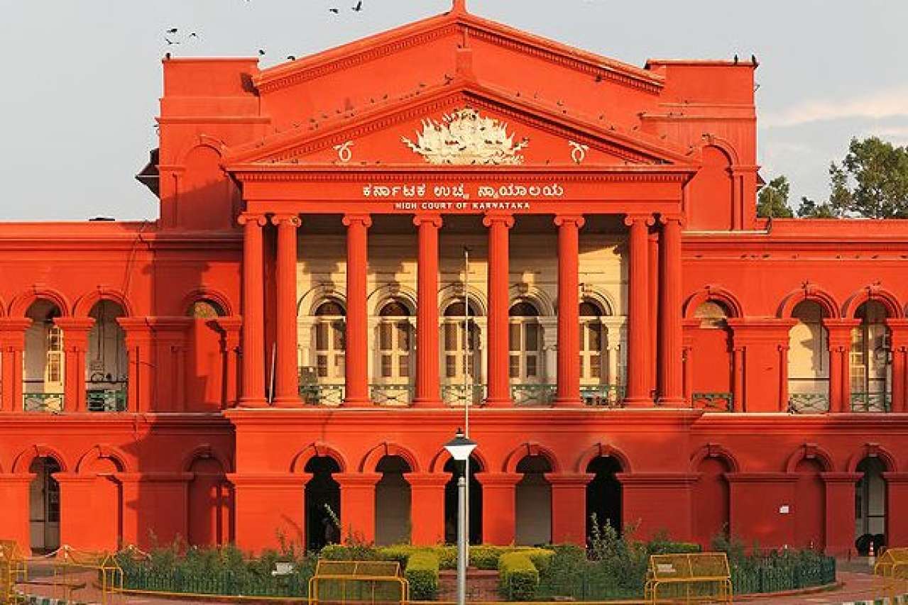 Anticipatory bail by the Karnataka HC to public servant for a post on social media comparing COVID-19 to the Quran