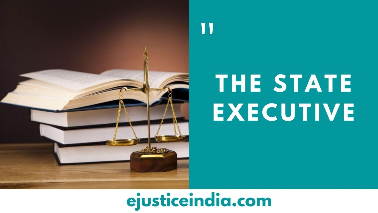 THE STATE EXECUTIVE