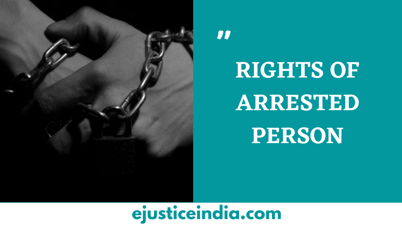 Of a person rights 18 U.S.
