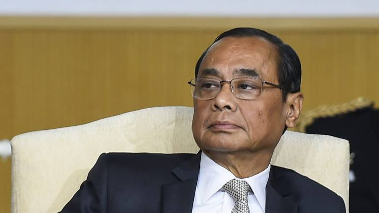 Fear of conspiracy against former CJI Ranjan Gogoi cannot be denied: Supreme Court
