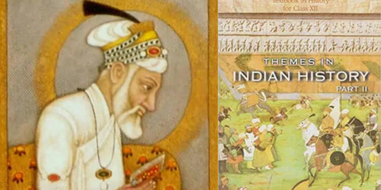 Mughals-Aurangzeb got the temples repaired' – NCERT was teaching the entire country without proof, legal notice has been sent to NCERT